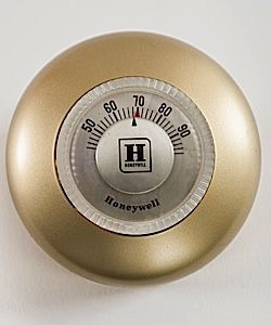 Taking the Temperature of the Time: Henry Dreyfuss's. Honeywell Round Thermostat, 1953.