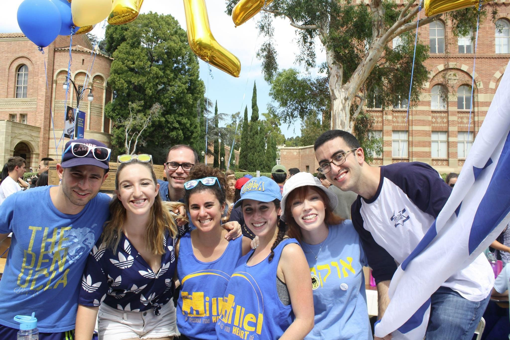At UCLA, Jewish Life Is What You Make of It