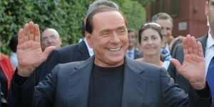 Silvio Berlusconi was quoted saying what?