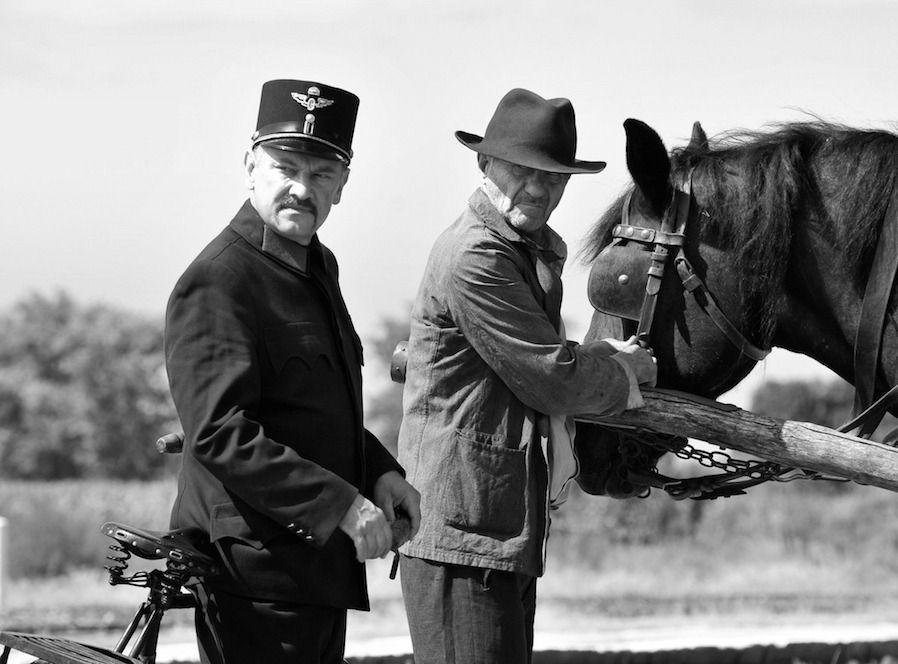 Ferenc Torok's film 1945
