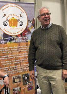 Greg Barber at a NAMI meeting