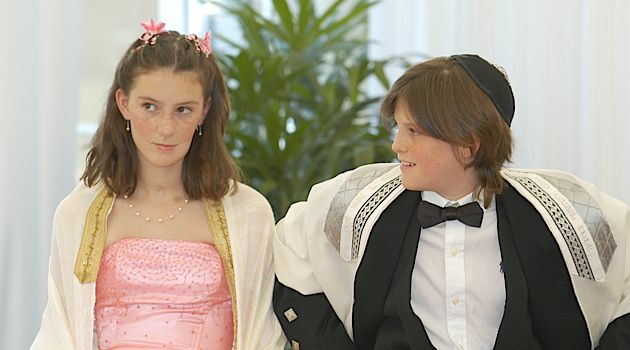 My Big Fat Irish Bar Mitzvah