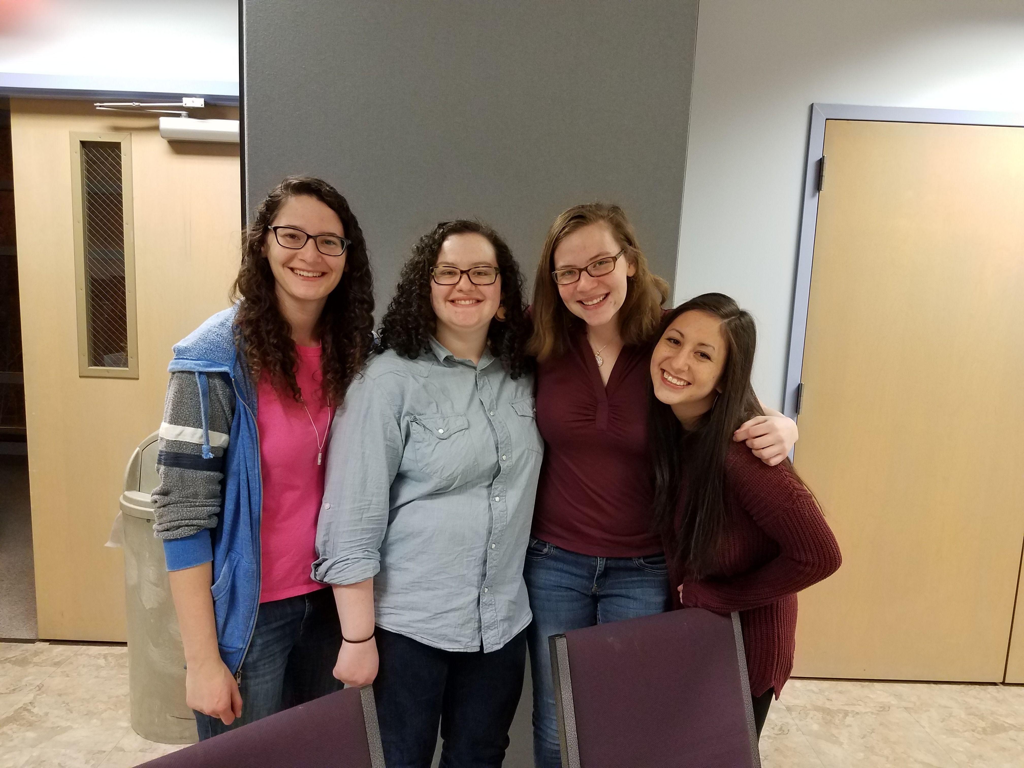 Jewish students at UNC Greensboro