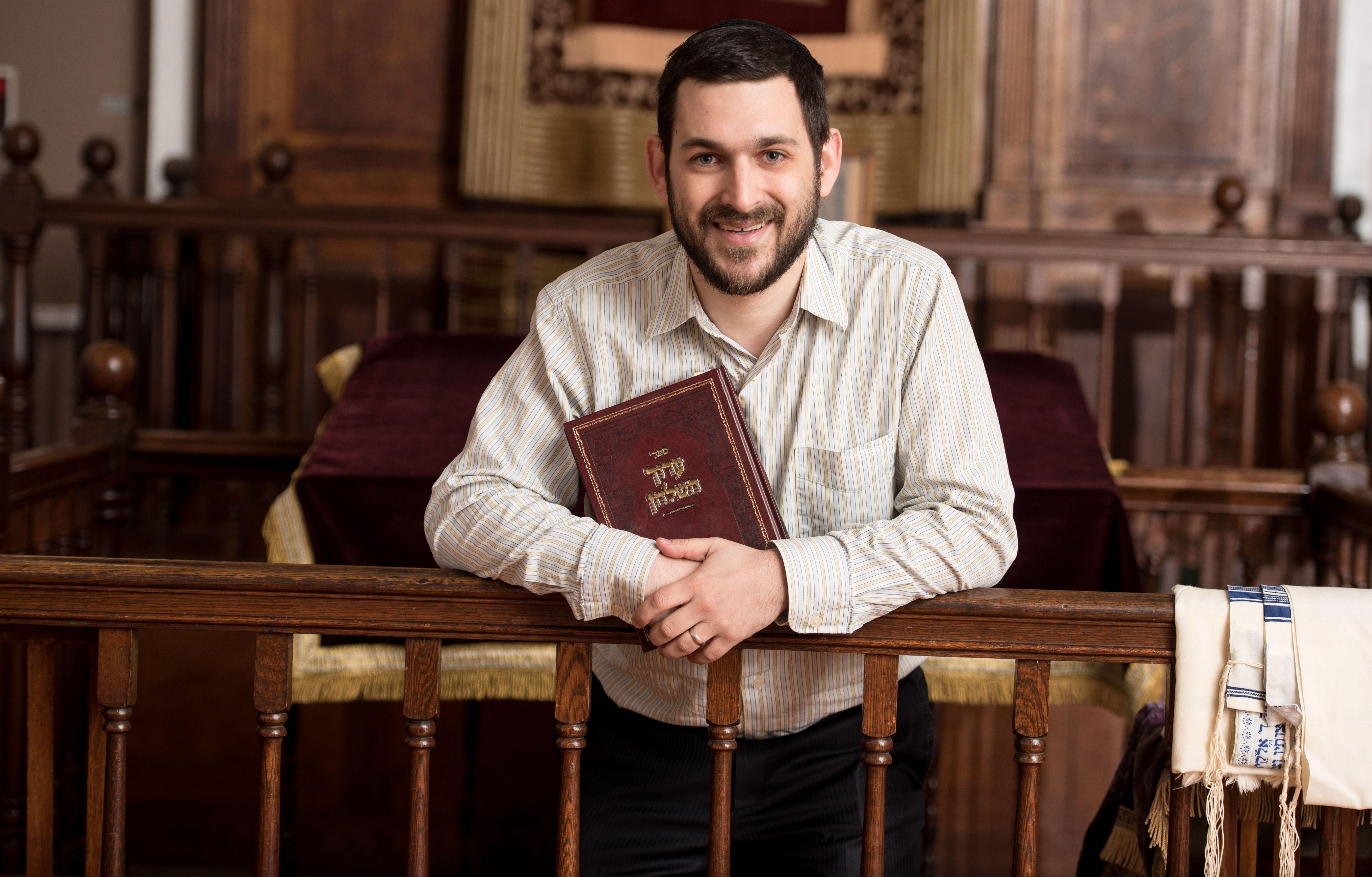 Sam Reinstein of Kol Israel
