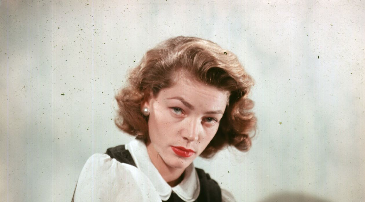 Whistling Past the Anti-Semites: Lauren Bacall, seen here in 1951, died on August 12 at the age of 89.