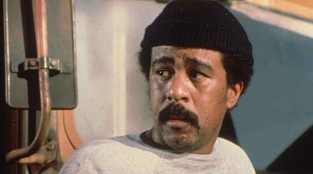 Talent: Mel Brooks hired Pryor as a consultant on 'Blazing Saddles.'