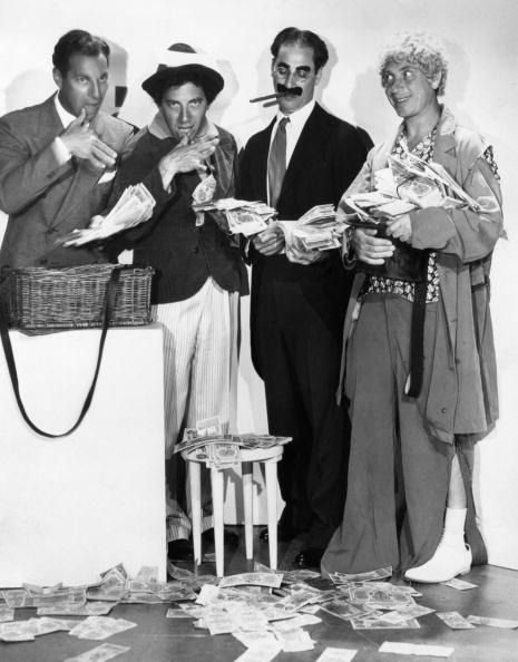 """Made in Philadelphia: The Marx Brothers' first stage show, """"I'll Say She Is,"""" premiered in 1923 at Philadelphia's Walnut Street Theatre."""