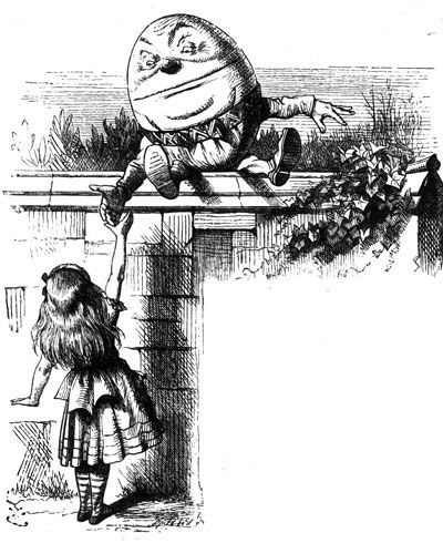 Which Is To Be Master? ?When I use a word,? Humpty Dumpty said, in a rather a scornful tone, ?it means just what I choose it to mean ? neither more nor less.? ?The question is,? said Alice, ?whether you can make words mean so many different things.? ?The question is,? said Humpty Dumpty, ?which is to be master that?s all.?