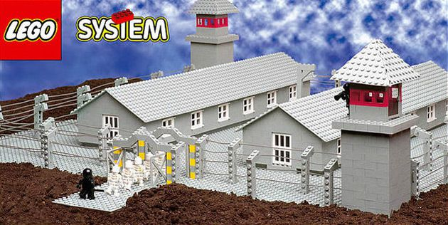 Not Child?s Play: Zbigniew Libera?s LEGO Concentration Camp Set (1996).