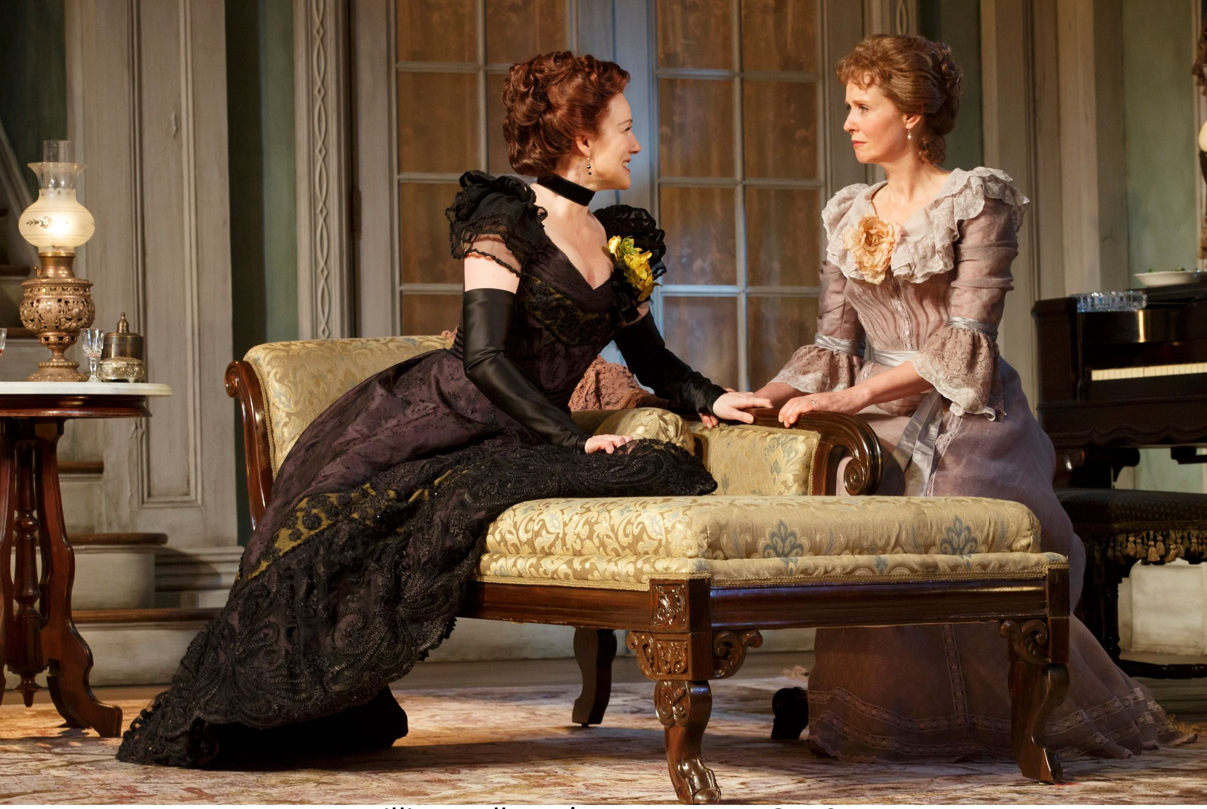 """The Little Foxes"""