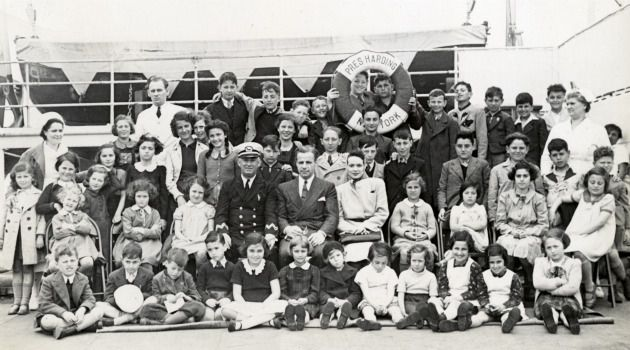 Mission Accomplished: Gilbert Kraus helped to plan the largest Kindertransport to the U.S.
