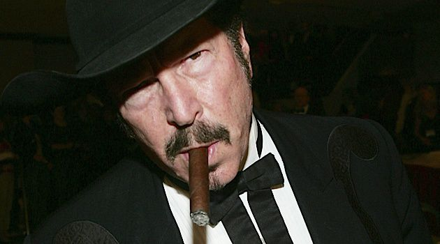 Your Vote? Kinky Friedman unsuccessfully ran as an independent candidate for governor of Texas in 2006.