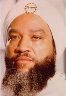 The charismatic leader Yahweh Ben Yahweh died in 2007, but Symonette still professes allegiance to his guru.