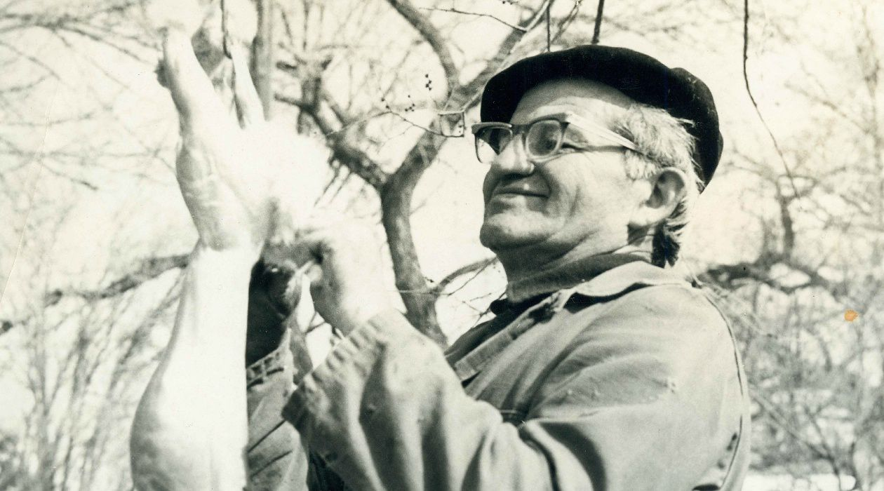 A Life in Exile: Henry Roth in Albuquerque in 1973.