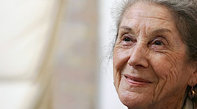 Her Brilliant Career: Nobel Prize-winning author Nadine Gordimer has passed away at 90.