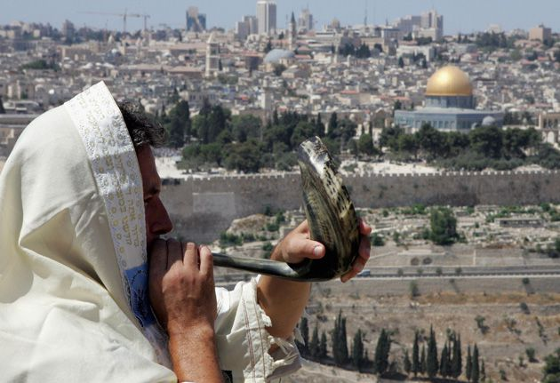 Blowing Our Horns: We have no reason to suspect that the shofar pictured here is anything other than kosher.