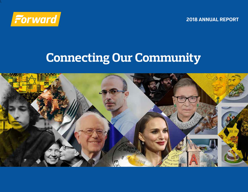 Forward - Connecting Our Community