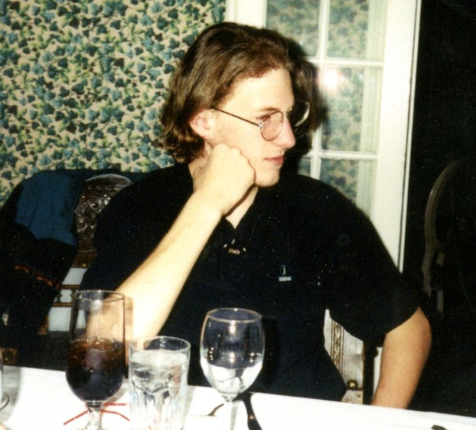 """A Seemingly Typical Teenager: A photo of Dylan Klebold from the book """"A Mother's Reckoning,"""" by Susan Klebold."""