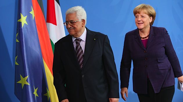 In Germany Mahmoud Abbas gave an interview saying peace talks have plenty of time to bear fruit.