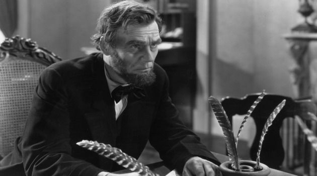 Lincoln in Black and White: Steven Spielberg fails to strip away the myths surrounding Abraham Lincoln.