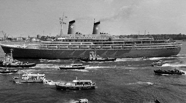 Rough Crossing: The Achille Lauro cruise ship was hijacked in 1985, leading to the murder of Jewish American tourist Leon Klinghoffer, who was immortalized in a controversial opera by John Adams.