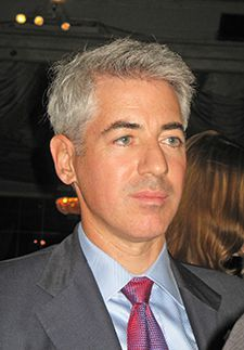 William Ackman, chairman of Pershing Square Capital Management L.P. and a member of Hillel?s International Board of Governors