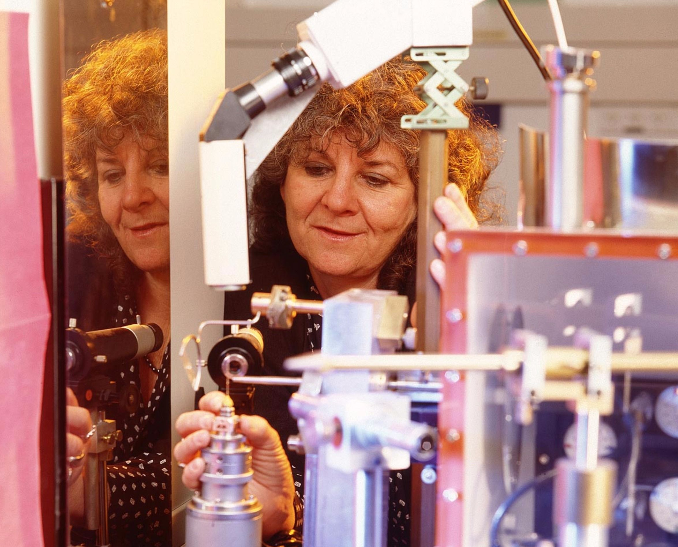 Ada Yonath of the Weizmann Institute of Science won the 2009 Nobel Prize in Chemistry for her work researching the ribosome.