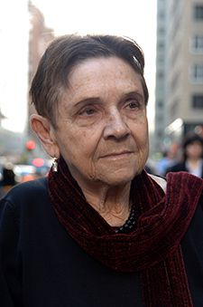 Serving Language: Adrienne Rich is a tireless champion of words and, beyond words, truth.