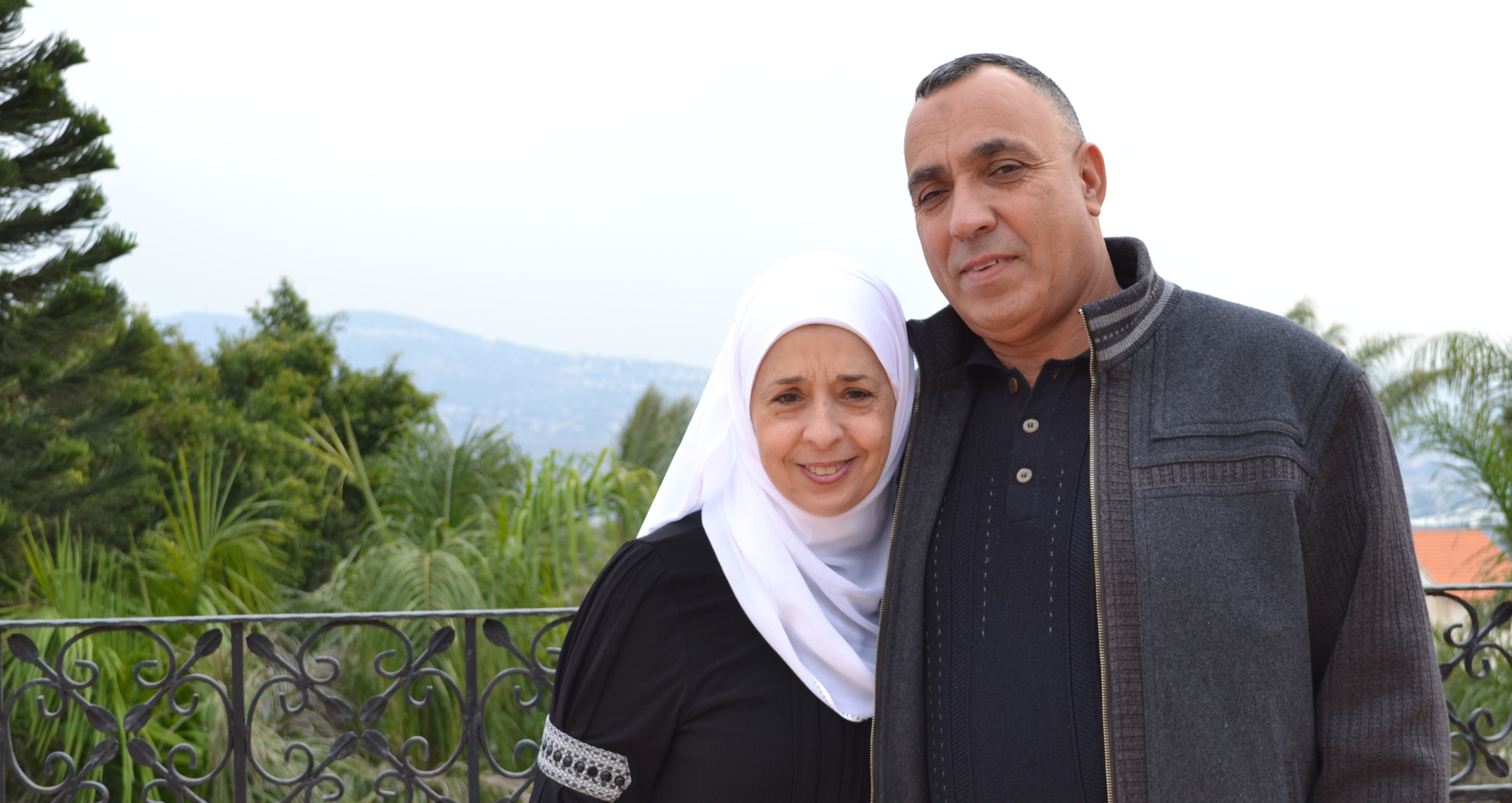 Iman and Riad Sharary won the right to build in Afula but a Nazareth judge invalidated their bid this week.