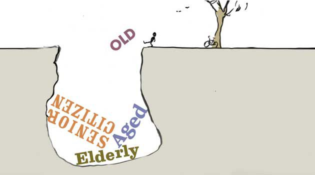 What?s In A Name? Older people have long felt diminished by catchall words such as ?old,? ?elderly? and ?senior citizen.? Dotty Brown calls for a new language to refer to the next life stage.