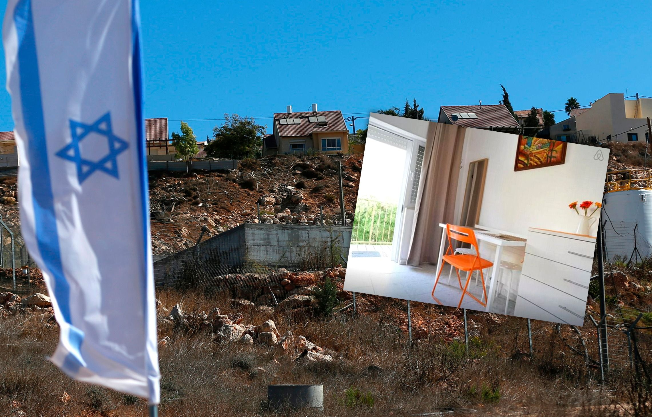 American Jews Sue Airbnb, Alleging Anti-Semitic Discrimination