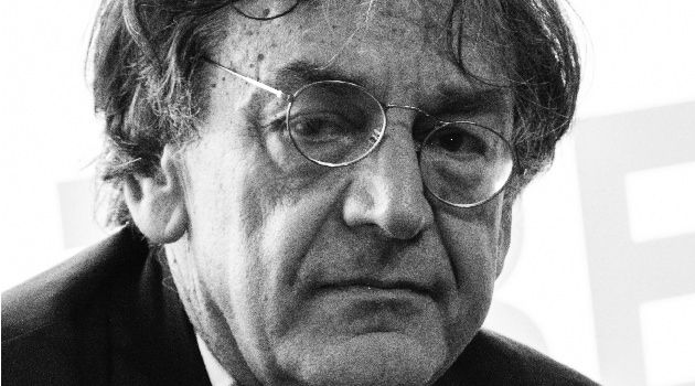 Le Penseur: Alain Finkielkraut's 1987 book, 'The Defeat of the Mind,' was lauded by Harold Bloom as 'one of the final flowerings of the spirit of Diderot.'