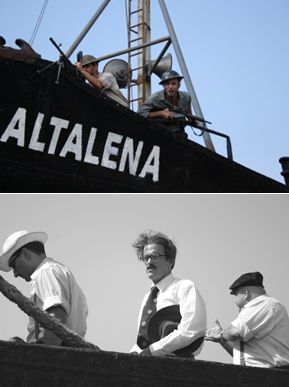 DEFINING MOMENT: A film that tells the story of the ship Altalena was recently aired on Israeli television.