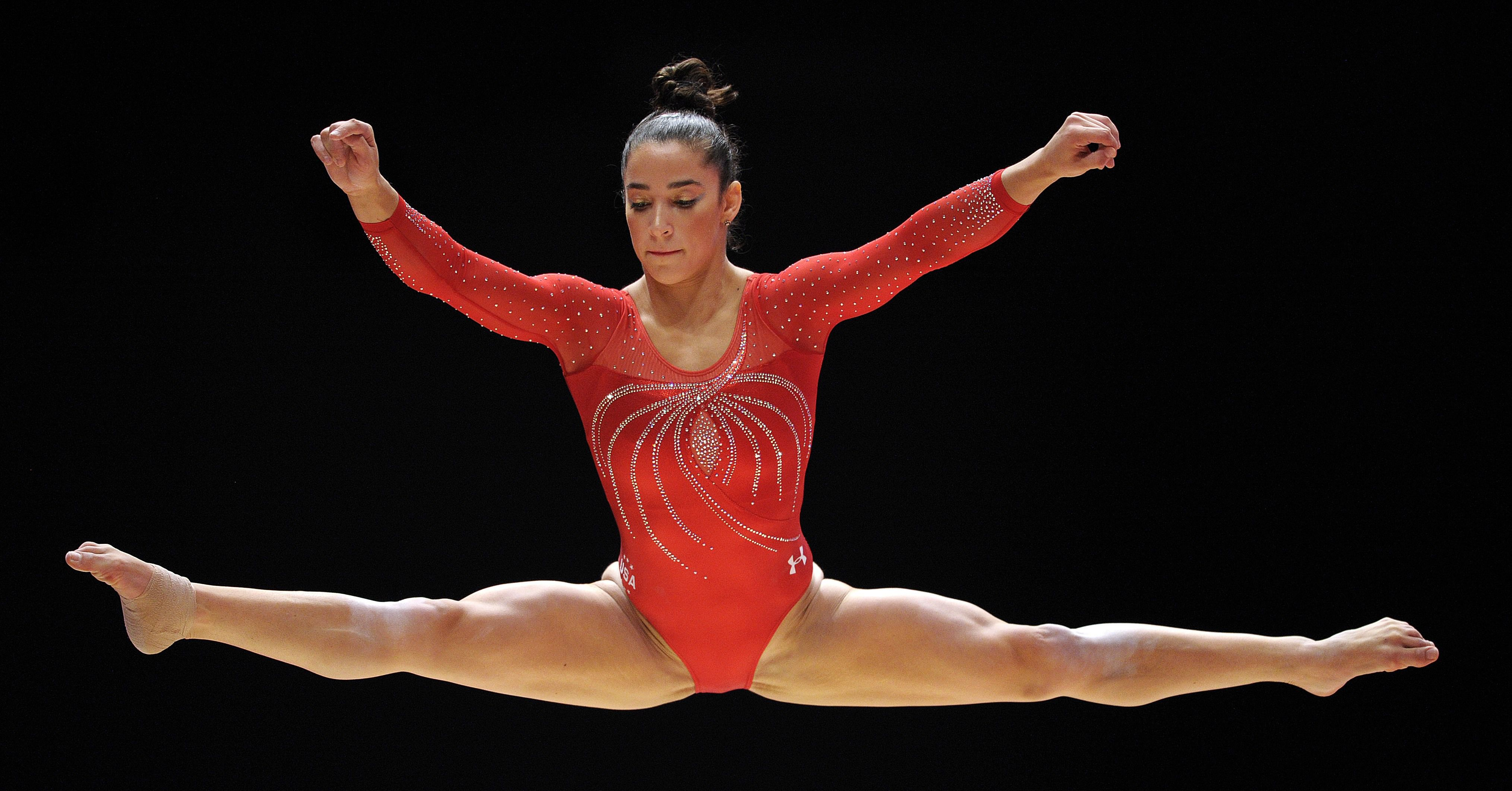 Aly Raisman Sets Her Sights on 2016 Olympics in Rio