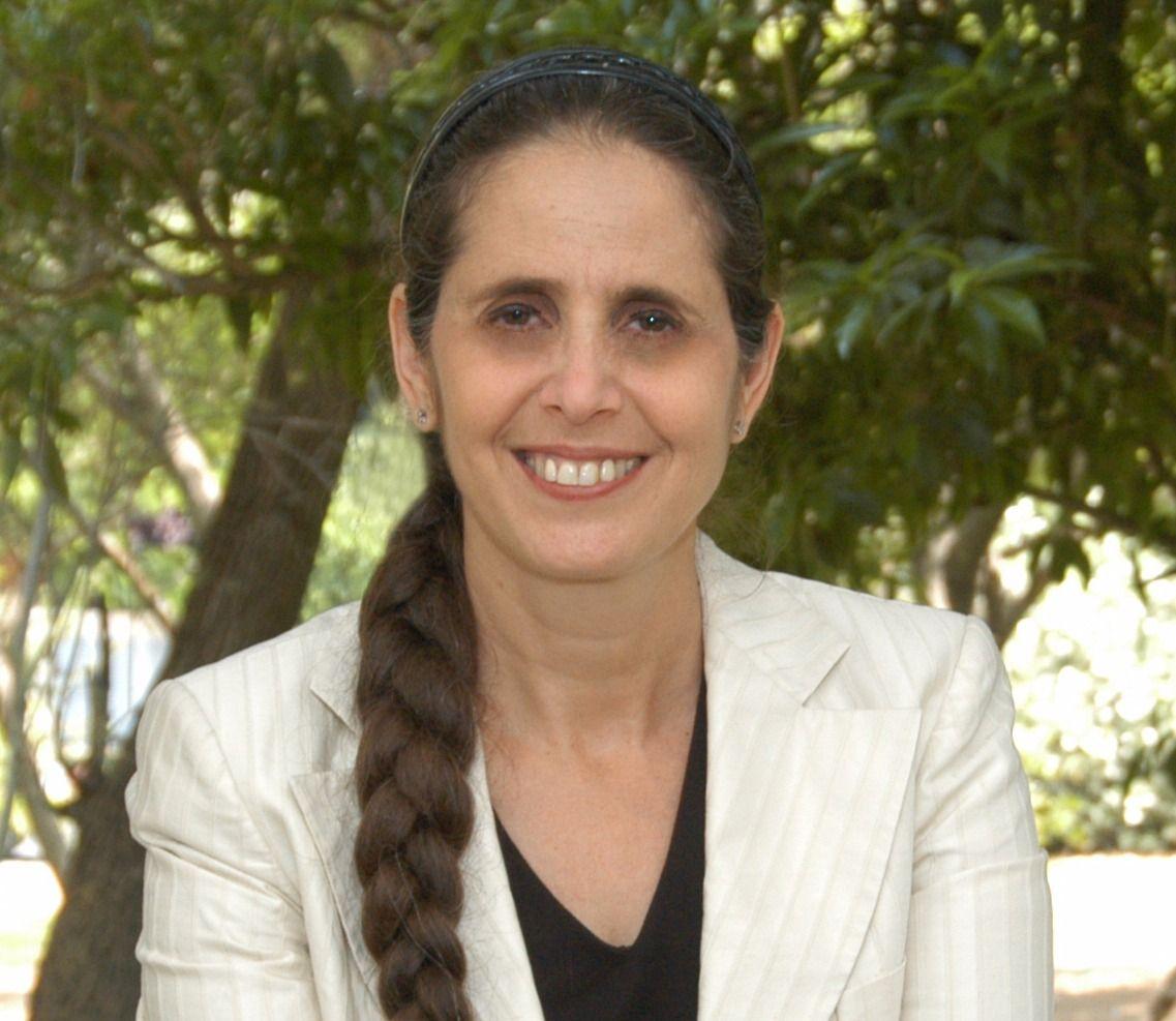 Israeli lawmaker Anat Berko of the Likud Party.