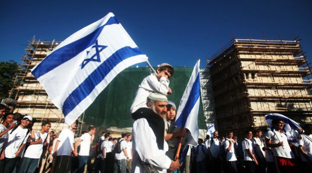 Undemocratic: Forty-nine percent of Jewish citizens of Israel think they should have more rights than non-Jewish citizens.