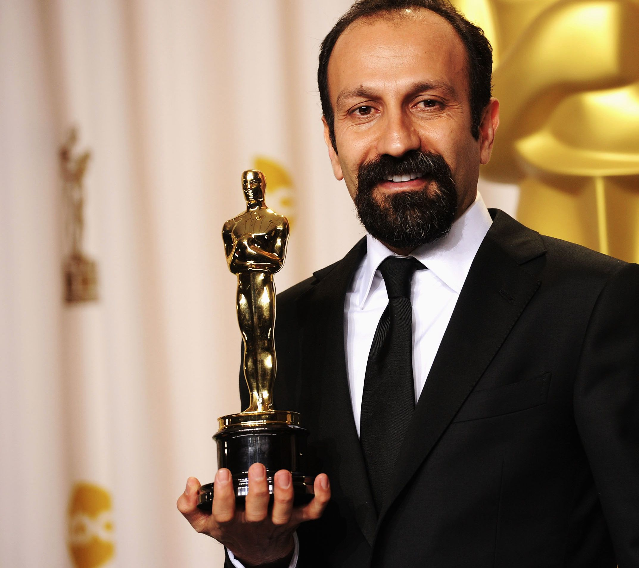 Donald Trump Couldn't Silence This Syrian Oscar Winner