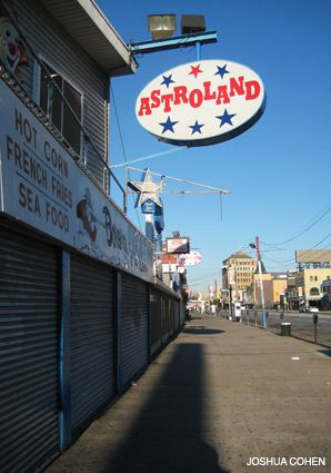 NOW: Astroland amusement park has closed its doors, throwing into question Coney Island?s future.