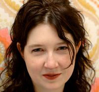 Modern Language: Matthea Harvey, above, wrote a collection of poetry that was named a New York Times Notable Book.