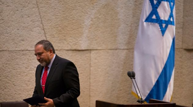 Second Time Around:  Foreign Minister Avigdor Lieberman was reinstated in November 2013 after he was cleared of corruption charges.