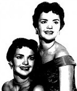 Patricia and Joan Miller