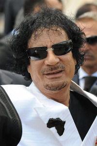 Muammar Ghadafy