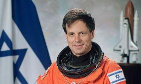 Israeli Astronaut Ilan Ramon
