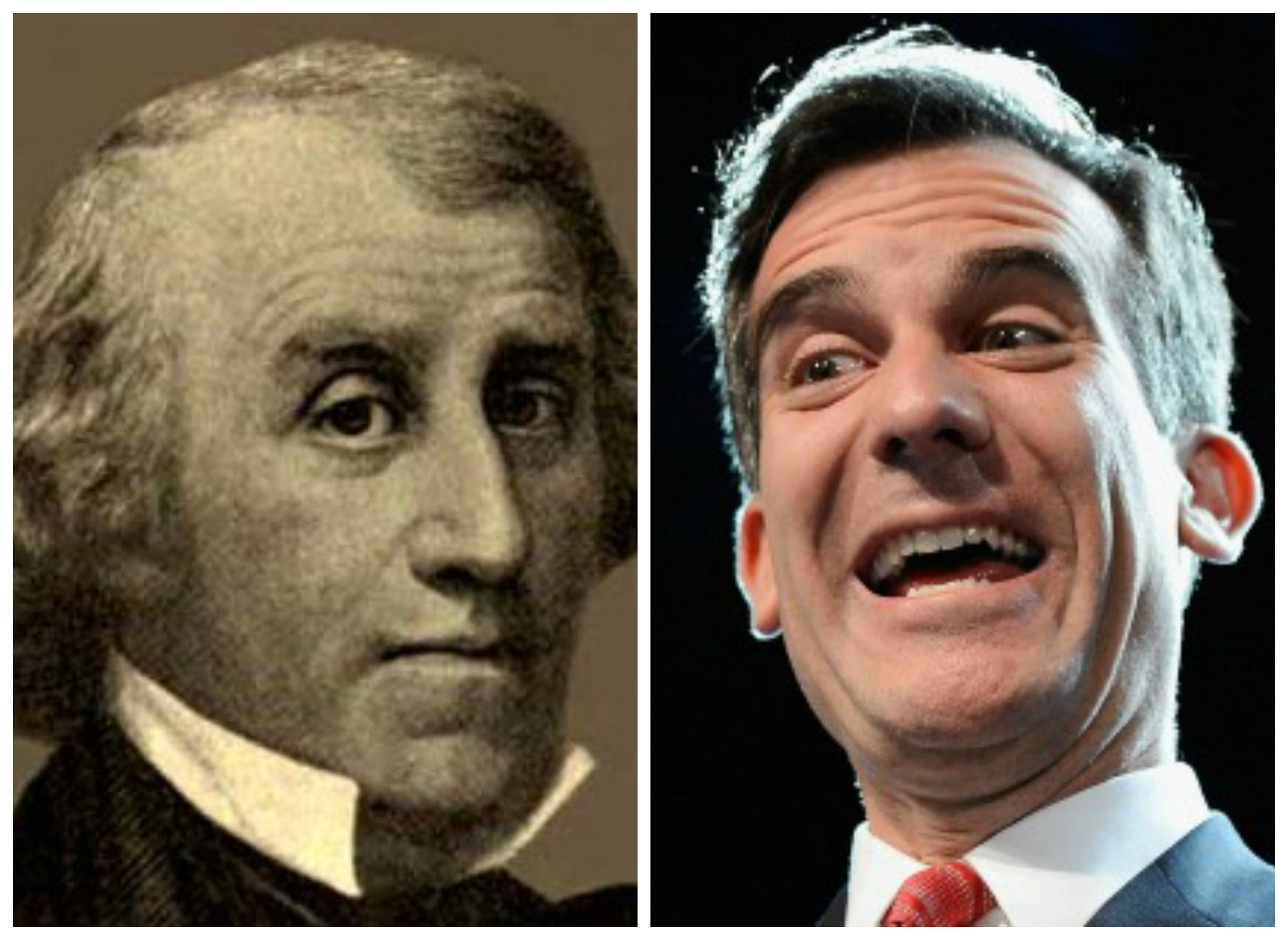 Abel Stearns, Eric Garcetti: Los Angeles? 1st and 3rd Jewish mayors