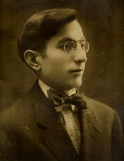 It Runs in the Family: Errol Morris?s great-grandfather was a Talmud scholar.