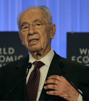 Peres: What?d I say?