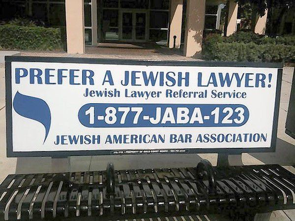 Image result for jew lawyer