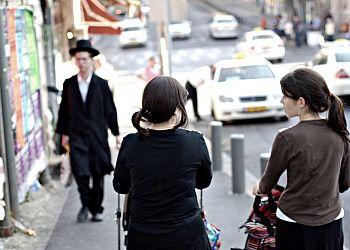 Me?a Sche?arim in Jerusalem
