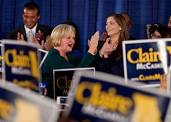 Missouri Sen. Claire McCaskill defeated Todd Akin last night.