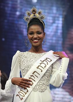 Miss Israel Yityish Aynaw